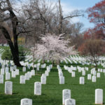 Arlington National Cemetery in Washington, DC